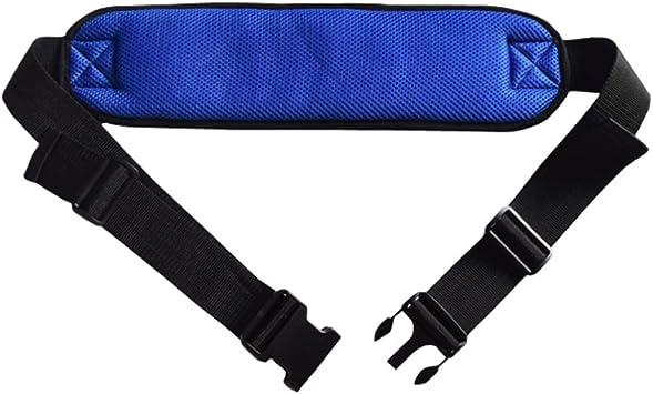 Healifty, 5CM Cintura di sicurezza per sedia a rotelle, 5 cm