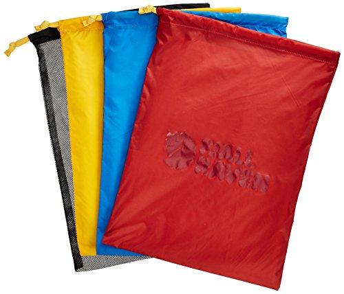 Fjällräven 24401 Bolsa de Tela y de Playa, Unisex Adulto, Multicolor (Vivid), 24x36x45 cm (W x H x L) Multicolor (Vivid)
