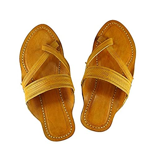 b8c7d8f7f32a77 delicate eKolhapuri handmade authentic genuine leather extra pointed leather  kolhapuri chappal for men
