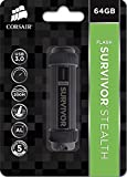 Corsair Flash Survivor Stealth 64GB USB 3.0 Flash