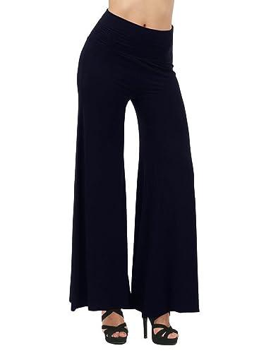 Scothen Las señoras elegantes del mono pantalones largos cuello redondo mangas largas mujeres mono n...