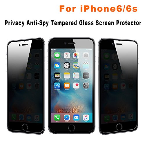 Touching Anti Spy Tempered Protector Replacements product image