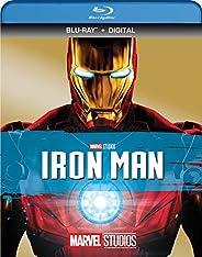Iron Man (Feature) [Blu-ray]