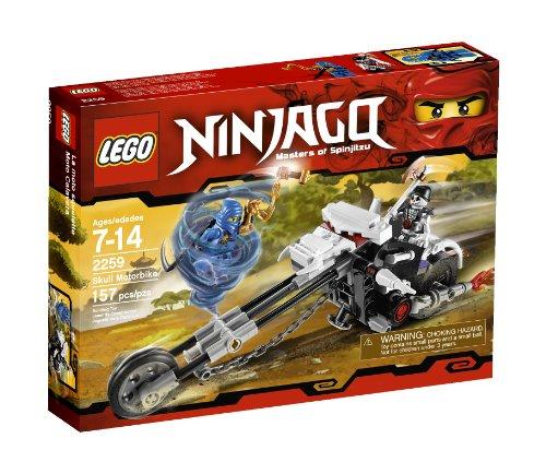 LEGO Ninjago Skull Motorbike 2259 (Skull Motor)