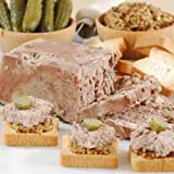 Country Pate with Black Pepper - All Natural - 1 x 7.0 oz