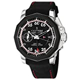 Corum Men's 96110104/F231AN Admiral Cup Black Rubber Strap Watch