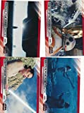Topps 2018 Star Wars Last Jedi Series 2 Base Card Complete Set 100 Plus Base Extras