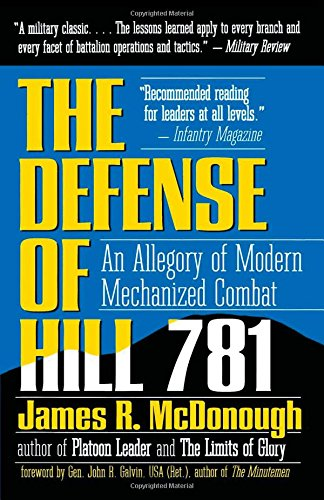 Price comparison product image The Defense of Hill 781: An Allegory of Modern Mechanized Combat