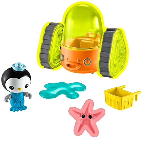 Fisher-Price Octonauts Peso's Medical Buggy -