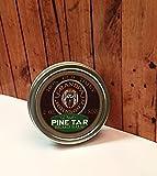 Grandpa Johnson's Pine Tar Beard Balm 2 Oz Screw Top Tin Pine Tar Scent by 7 sins beard oil