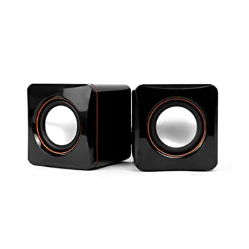 Review Hoxen USB Computer Speakers,