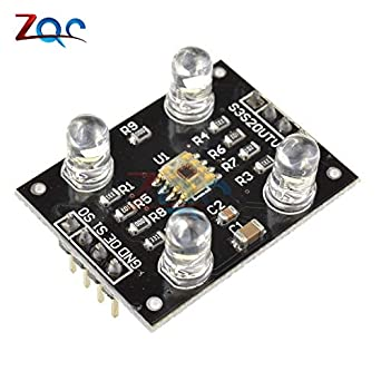 NEW TCS230 TCS3200 Color Recognition Sensor Color Detector Module For Arduino