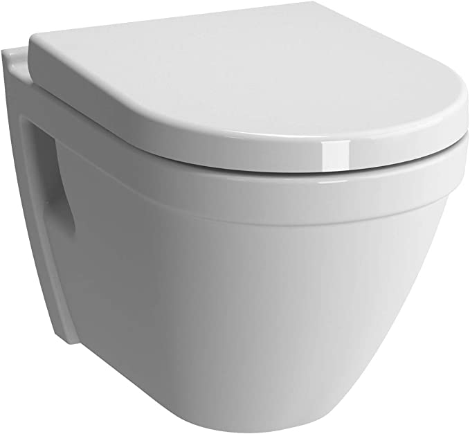 Vitra Vitraflush S50 - Inodoro con función bidé (tapa de cierre suave): Amazon.es: Bricolaje y herramientas