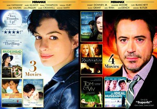 Miramax British Cinema Collection (Hugh Grant Collection)