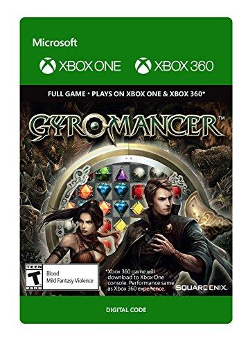 Gyromancer - Xbox 360 [Digital Code] by Square Enix Limited