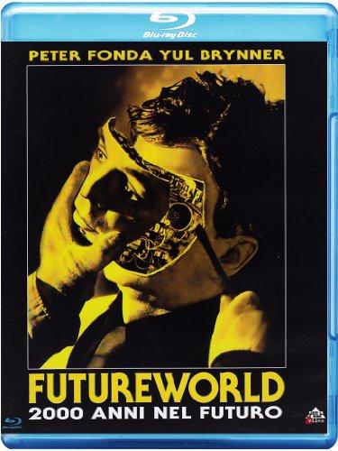 futureworld - 2000 anni nel futuro (blu-ray) blu_ray Italian Import