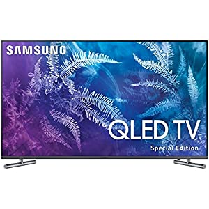 Samsung Electronics QN55Q6F 55-Inch 4K Ultra HD Smart QLED TV (2017 Model)