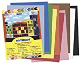 Riverside Construction Paper, 9″X12″, Assorted, 50 Sheets, Office Central