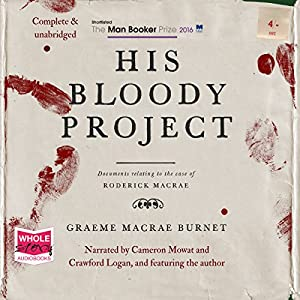 His Bloody Project Hörbuch