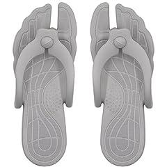 3745ce5c1feb8f Foldable Portable Women Flip Flops Indoor and Outdoor Beach S ..