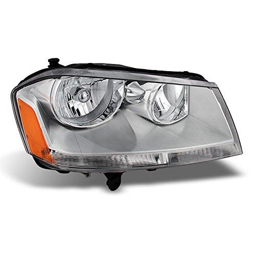 For 2008 2009 2010 2011 2012 2013 Dodge Avenger Passenger Right Side Headlight Headlamp Replacement
