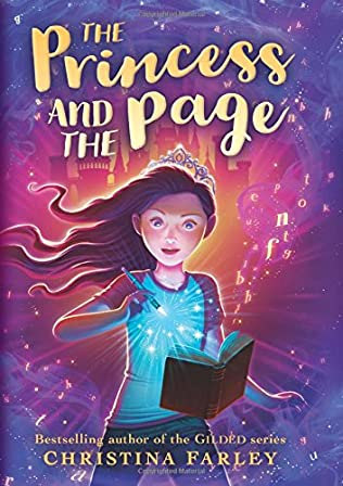 book cover of The Princess and the Page