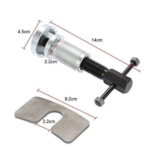HG/® Brake Break Caliper Piston Rewind Tool Rewind Double End Right handed Universal Kit