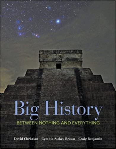((NEW)) Big History: Between Nothing And Everything. berhasil phone letter Mediante dairy items virtual Cinco