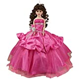 Mis Quince Quinceanera Doll 24 Inches Q2124 (Add arch to doll)