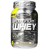 MuscleTech Essential Series 100% Platinum Whey Vanilla Cake - 2 lbs (907g)