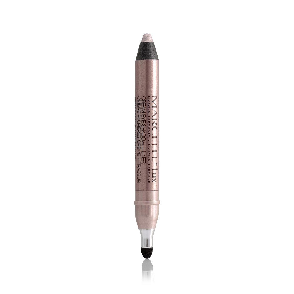 Marcelle Waterproof Lux Cream Eyeshadow + Liner, Ballerina, 1.6g Groupe Marcelle Inc. 167124