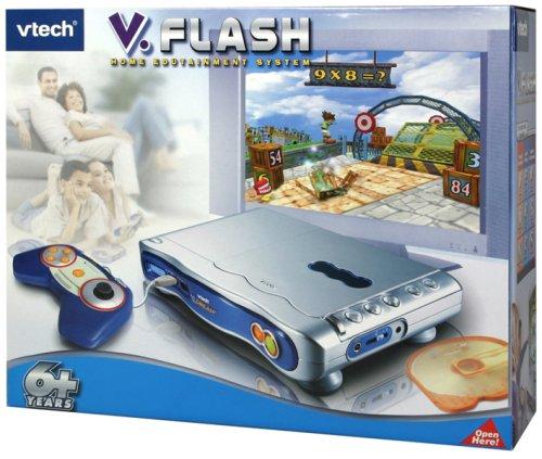 VTech V.Flash Home Edutainment System