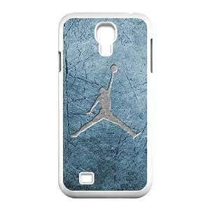 Samsung Galaxy S4 9500 Cell Phone Case White Jordan logo TRN Waterproof Cell Phone Case