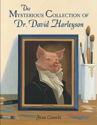 Read Online The Mysterious Collection of Dr. David Harleyson (Golden Kite Awards) pdf