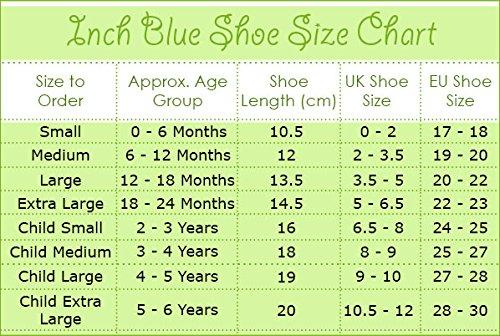 """Zapatos Inch Blue de cuero blando con """"Sr. Zorro"""" marrón"""