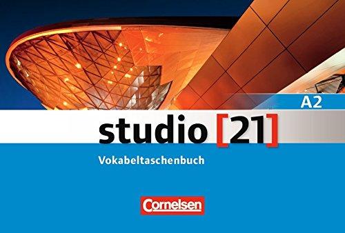 Studio [21] - Grundstufe: A2: Gesamtband - Vokabeltaschenbuch