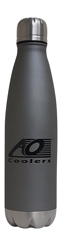 AO Kühler Edelstahl Wasser Flasche mit Kupfer Vakuum Isolierung, 26-ounce