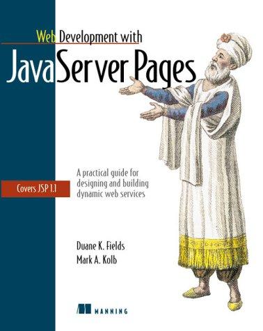 Download Web Development with Java Server Pages pdf epub