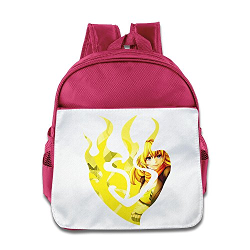 Price comparison product image NUBIA Rwby Yang Xiao Long Little Kid Pre School School Bag Pink