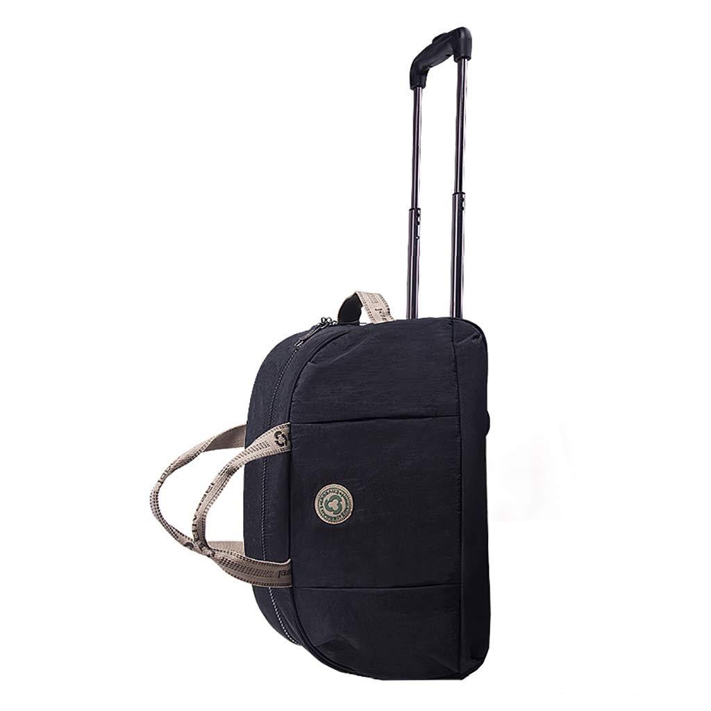 スーツケース トロリーケース2輪出張旅行外出トロリーバッグ大容量ライトトラベルバッグドラッグバッグハンドバッグトランク旅客ボックス (色 : A, サイズ さいず : 26*26*47CM) B07KSQDC9T A 26*26*47CM
