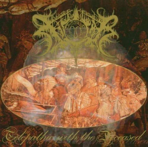 Telepathic With the Deceased by Xasthur (2004) Audio for sale  Delivered anywhere in USA