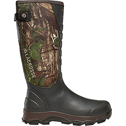 """Lacrosse 4xAlpha Snake Boot 16"""" Height Realtree Xtra Green (376121) 