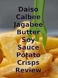 Review: Daiso Calbee Jagabee Butter Soy Sauce Potato Crisps Review