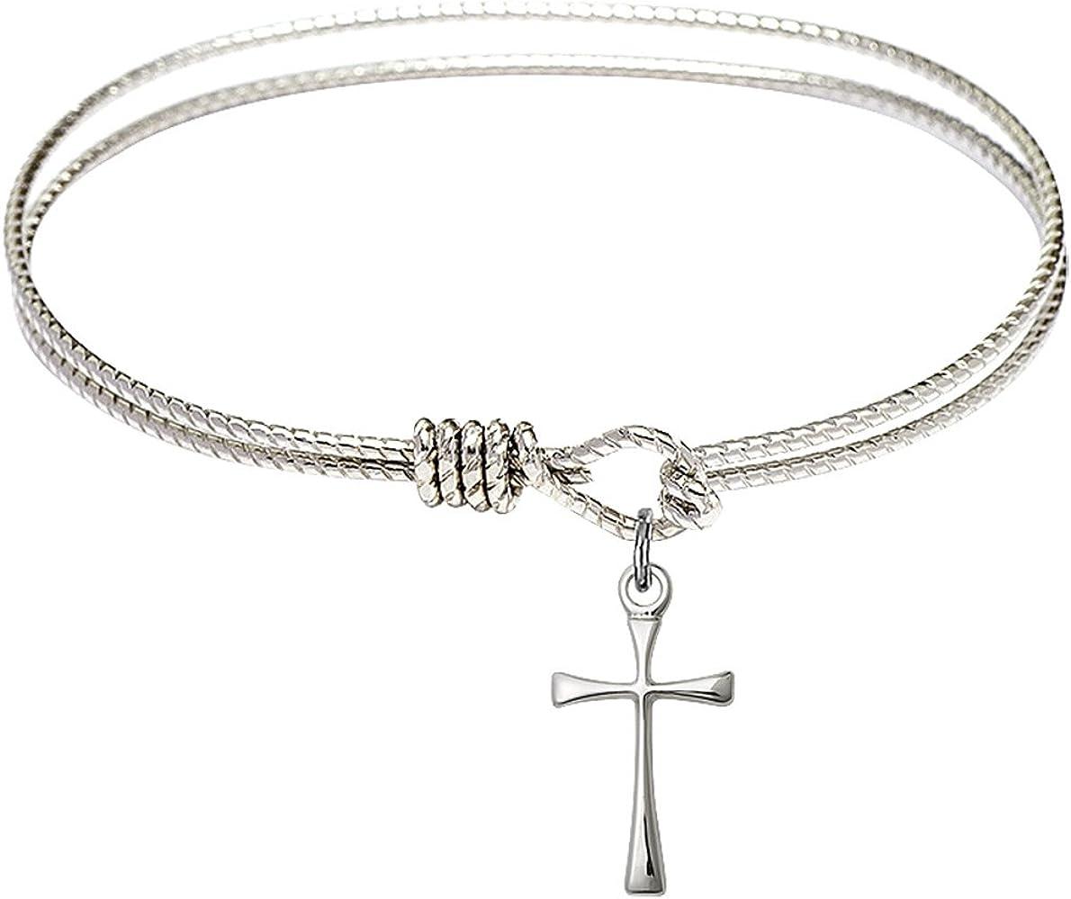 DiamondJewelryNY Sterling Silver Maltese Cross