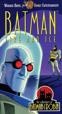 Adv of Batman & Robin: Fire & Ice [VHS]