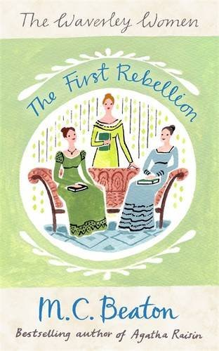 book cover of The First Rebellion
