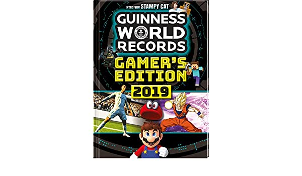 Guinness World Records Gamers Edition 2019: Amazon.es ...