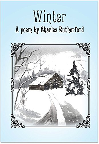 1425 'Christmas Poem' - Funny Merry Christmas Greeting Card with 5