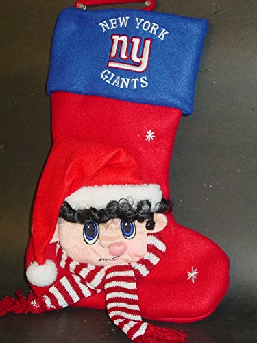 SC Sports New York Giants Baby Mascot Stocking