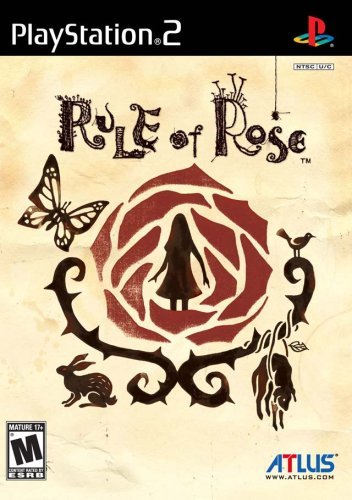 Rule Rose PlayStation 2